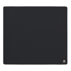 DELTACO GAMING Mousepad XL, 45x40cm, SBR-rubber, cloth surface, black