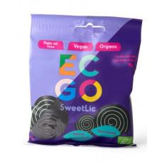 Ec-Go candy SweetLic ecologic & vegan, 10 bags x 75 g